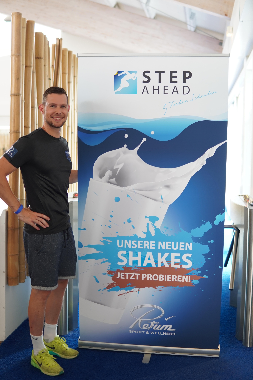 Protein Shake Torben Scheulen